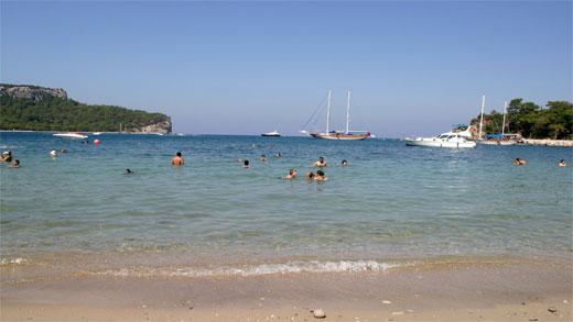 Лучшие курорты мира. Пляжи Антальи