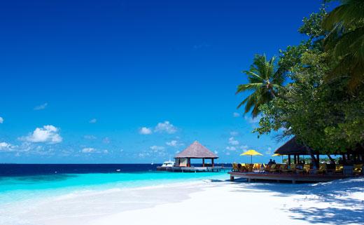 Лучшие курорты мира. Мальдивы