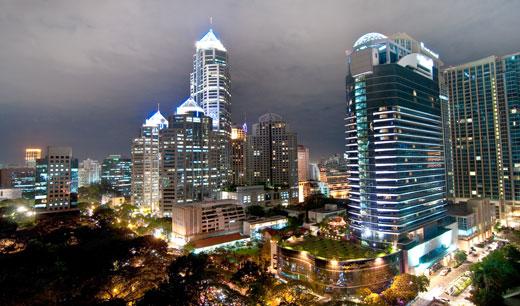 Отдых в Тайланде. Бангкок