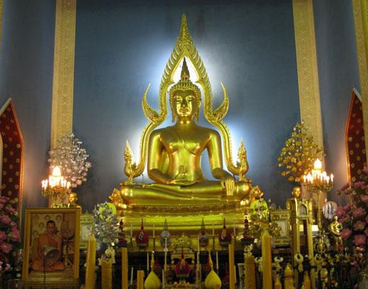 Ват Бентямабопхит. Тайланд. Бангкок