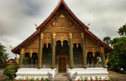 Ват Махатхат. Тайланд. Бангкок