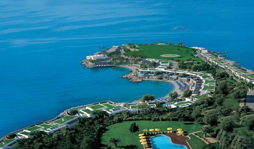 Гостиничный комплекс Grand Resort Lagonissi